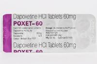 Дапоксетин 60 мг