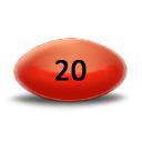 Левитра Super Active 20 мг